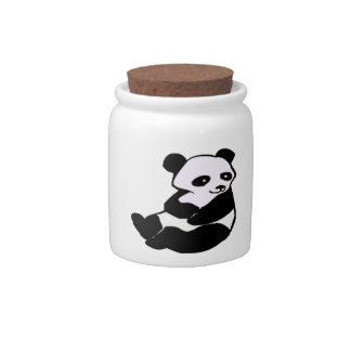 THE PANDA WAY CANDY JARS