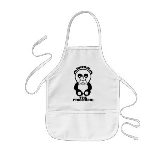 The Pandache apron - choose style