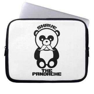 The Pandache custom laptop sleeve
