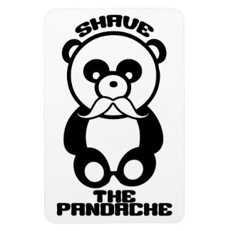 The Pandache custom magnet