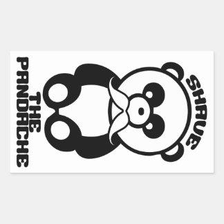 The Pandache custom stickers