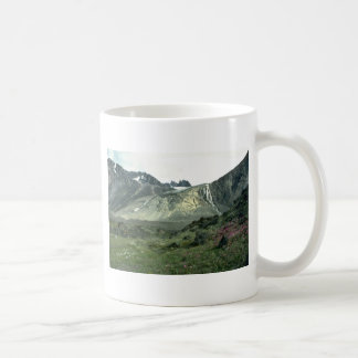 The Pangnirtung Pass on Baffin Island, NWT, Canada Coffee Mug