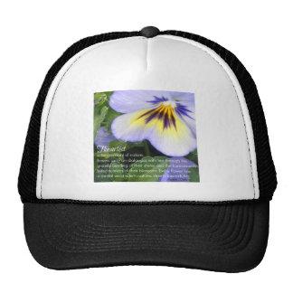 The Pansy Artist Trucker Hat