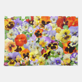 The Pansy Collection Towel