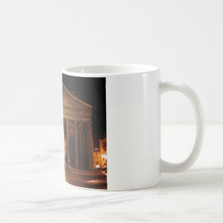 The Pantheon and the Fontana del Pantheon in Rome Coffee Mug
