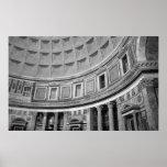 The Pantheon Detail Poster