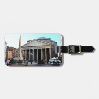 The Pantheon in Rome, Italy Luggage Tag