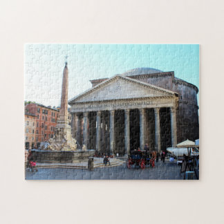 The Pantheon in Rome, Italy Puzzles