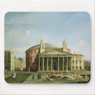 The Pantheon in Rome Mouse Pad