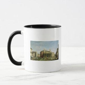 The Pantheon in Rome Mug