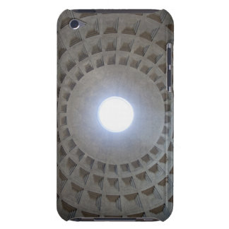 The Pantheon is constructed according to the Case-Mate iPod Touch Case