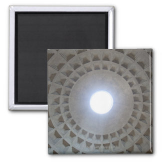 The Pantheon is constructed according to the Fridge Magnet