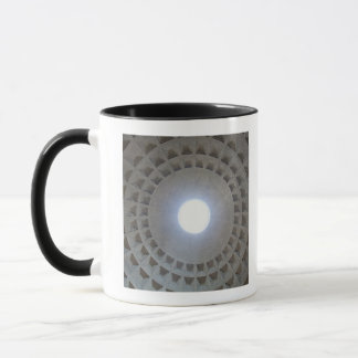 The Pantheon is constructed according to the Mug