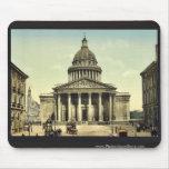 The Pantheon, Paris, France classic Photochrom Mouse Pad