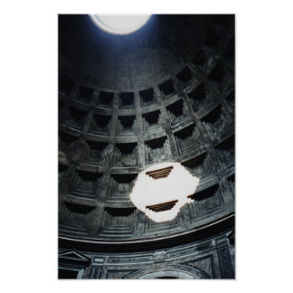 """The Pantheon, Rome"" by Lindsay Lawson Poster"