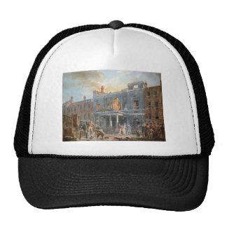 The Pantheon, the Morning after the Fire by Willia Trucker Hat