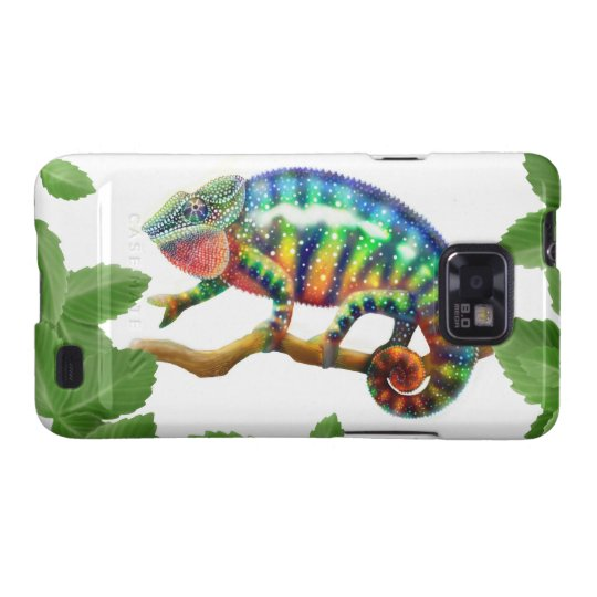 The Panther Chameleon Samsung Galaxy S  Case