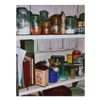 The Pantry Poster