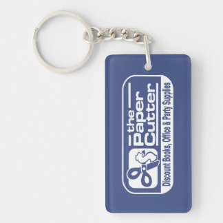 the Paper Cutter Keychain
