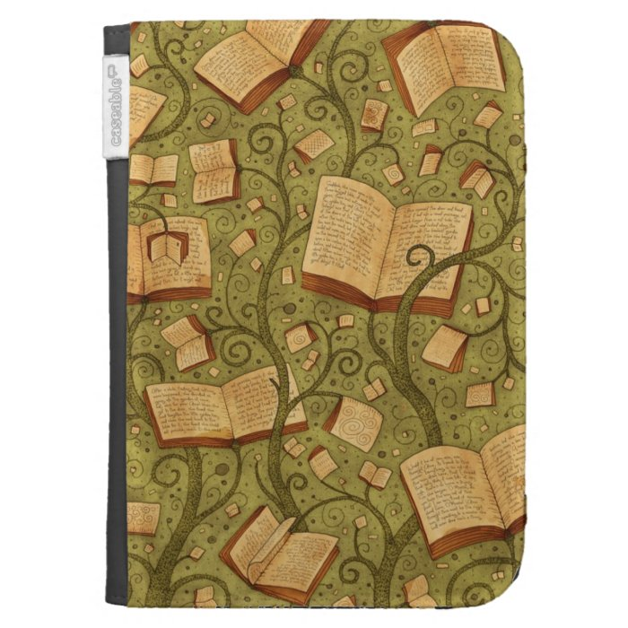 The Paper Tree Kindle Cases