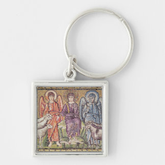 The Parable of the Good Shepherd Keychain