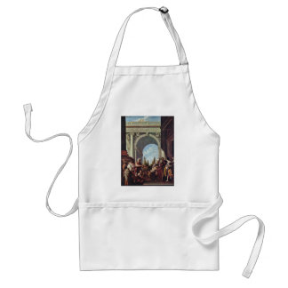 The Parable Of The Prodigal Son By Fetti Domenico Apron