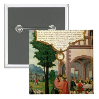 The Parable of the Prodigal Son Pinback Button
