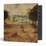 The Parable of the Wheat and the Tares, 1540 Vinyl Binders