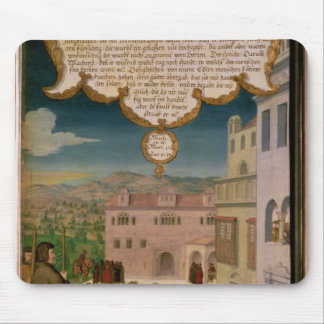 The Parable of the Wise and Foolish Virgins Mouse Pad