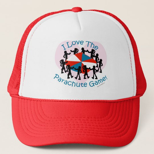 The Parachute Game Trucker Hat