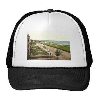 The parade, Clacton-on-Sea, England classic Photoc Hats