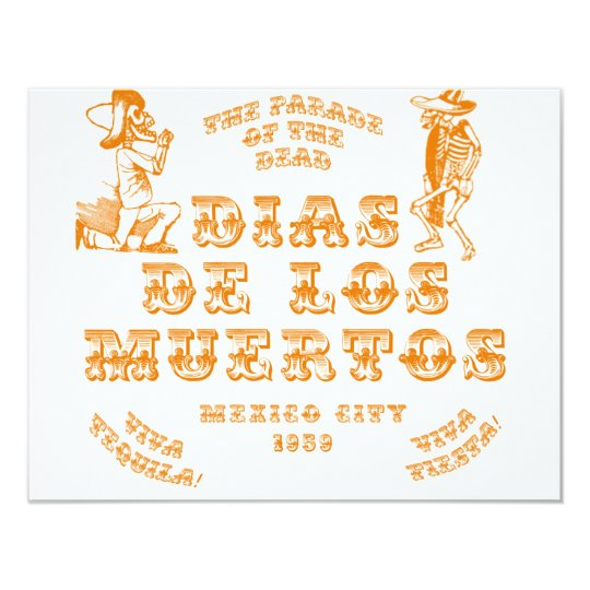 The Parade of the Dead Card