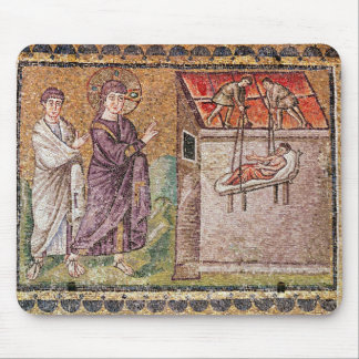 The Paralytic of Capharnaum Mouse Pad