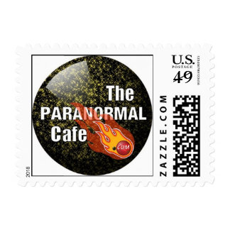 The Paranormal Cafe USPS Postage Stamp
