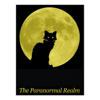 The Paranormal Realm  |   Full Moon Poster