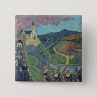 The Pardon of Notre-Dame-des-Portes at Button