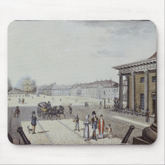 The Paris Square, Berlin Mouse Pad