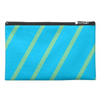 The Paris tsu po it is (- ish) color striped acces Travel Accessory Bag
