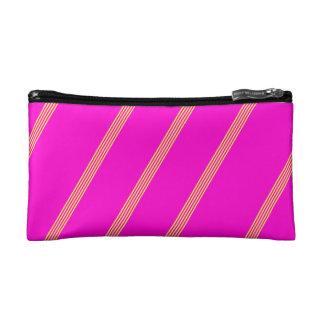 The Paris tsu po it is (- ish) color sutoraipukosu Cosmetic Bag