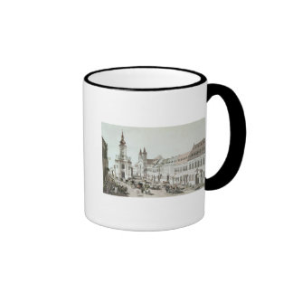The Parish Church and Cemetery of Fauxbourg Ringer Mug