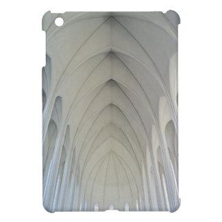 The parish church and landmarks of Reykjavik iPad Mini Cases