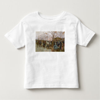 The Parisian Bird Market Toddler T-shirt