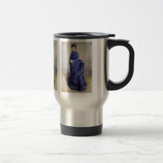 The parisian by Pierre Renoir 15 Oz Stainless Steel Travel Mug