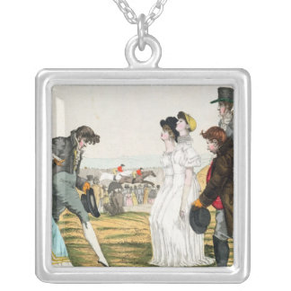 The Parisienne in London Personalized Necklace