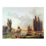 The Park and Chateau at Mereville Postcards