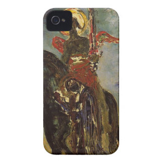The park and the angel of death by Gustave Moreau Case-Mate iPhone 4 Case