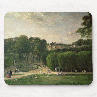 The Park at St. Cloud, 1865 Mouse Pad