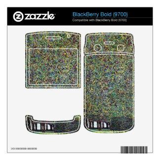 The Park by Gustav Klimt Decal For BlackBerry Bold