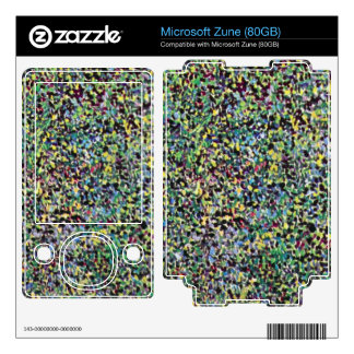 The Park by Gustav Klimt Skins For The Zune