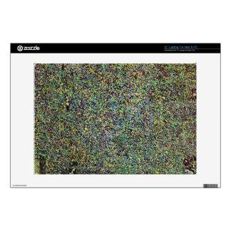 The Park by Gustav Klimt Skin For Laptop